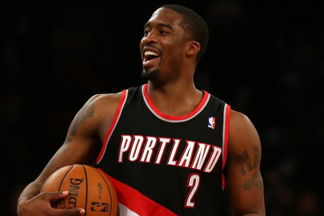 Matthews to Play for Blazers Tonight vs. Wolves