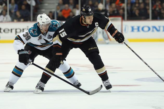Ducks Hand San Jose First Regulation Loss