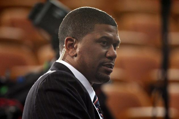 Jalen Rose, Jimmy King Lobby for Fab Five Restoration