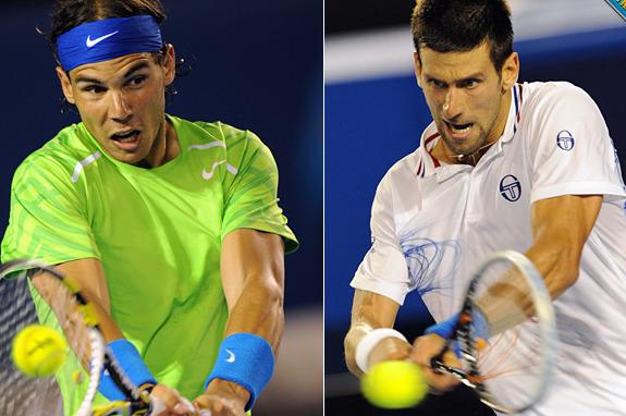 Novak Djokovic, Not Rafael Nadal, the Man to Beat at the French Open