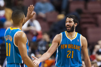 Greivis Vasquez & Eric Gordon Backcourt Will Be Special for New Orleans Hornets