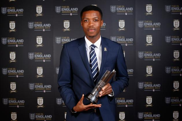 Chelsea's Baby Blue Nathaniel Chalobah Wins England Honour