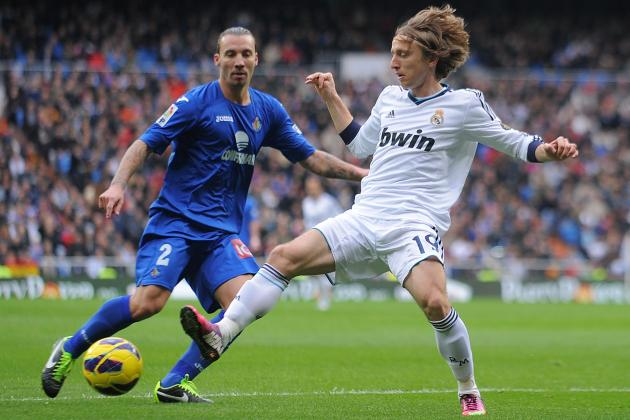 Why Luka Modric Has Struggled to Impress at Real Madrid