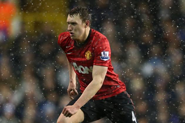 Manchester United's Phil Jones Suffering from Shingles