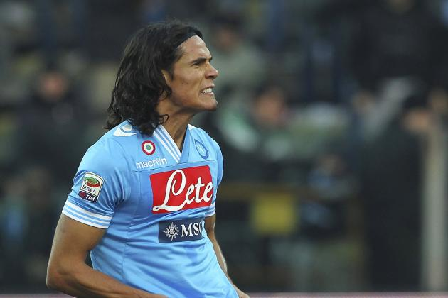 Football Transfer Rumours: Edinson Cavani to Manchester City?
