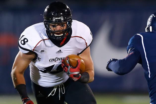 Washington Redskins Potential 2013 NFL Draft Radar: Travis Kelce
