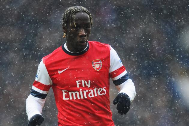 Arsenal Defender Bacary Sagna Plays Down PSG Link