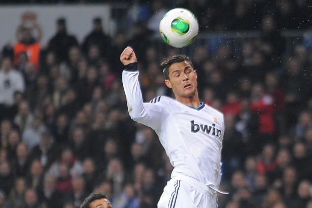Ancelotti Wary of Missing out on Ronaldo