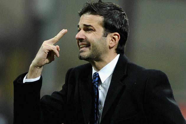 Inter Chief Backs Boss Stramaccioni