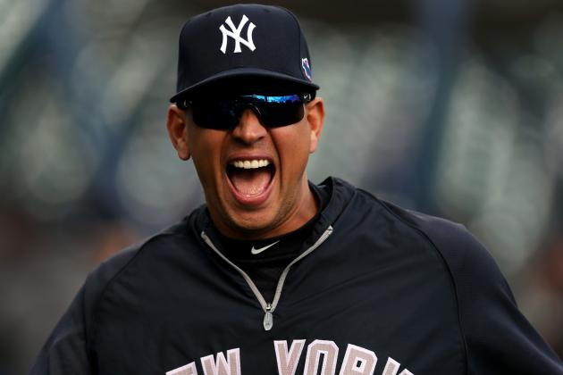 Yankees' Alex Rodriguez Thinks His Team and Major League Baseball