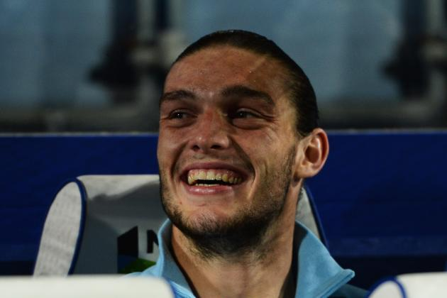 West Ham Striker Andy Carroll Is Relishing His Return from Injury