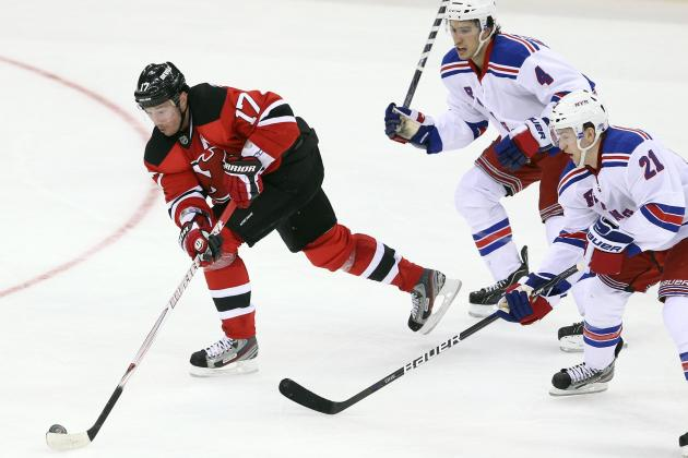 Rangers vs. Devils: Start Time, Live Stream, TV Info, Preview and More