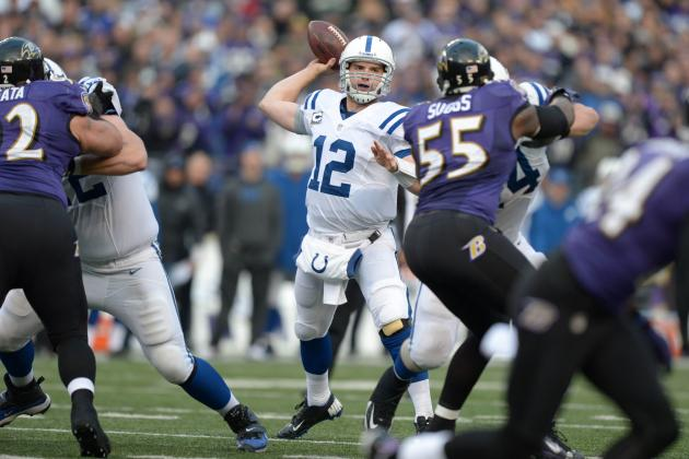 What Do the Indianapolis Colts Have to Do to Become the Next Baltimore Ravens?