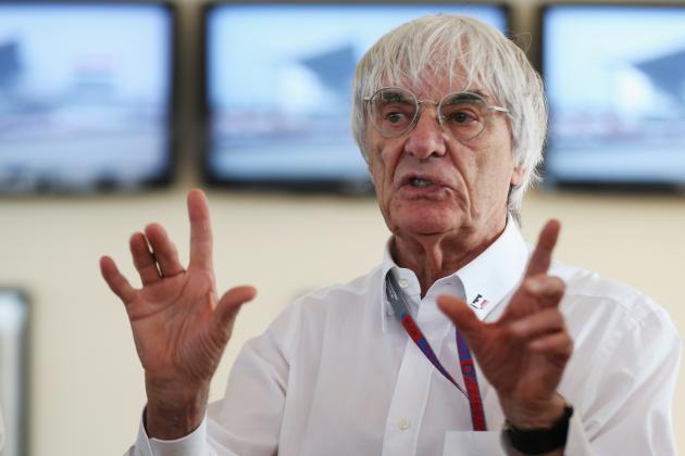 Bernie Ecclestone 'Very Impressed' with Sochi