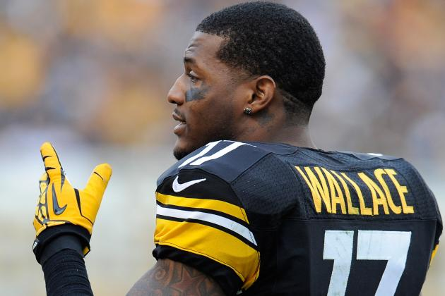 Mike Wallace's Future with Steelers Looks Bleak