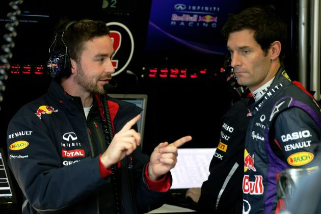 Stable Conditions Favor Red Bull in 2013