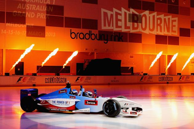 Melbourne Keen to Extend Grand Prix Contract