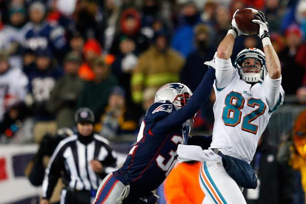 Brian Hartline of the Miami Dolphins Is the Steal of 2013 NFL Free Agents
