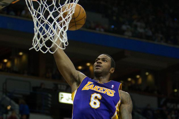 Earl Clark's Fresh Start with Lakers Could Have Huge Payoff