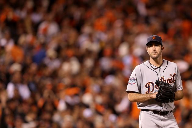 Justin Verlander Sure He'll Hear Hecklers at AT&T Pebble Beach Pro-Am