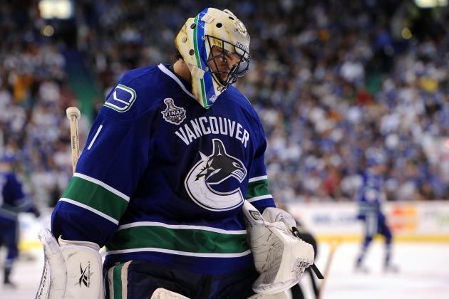 NHL Trade Rumors: Latest Buzz on Leafs, Roberto Luongo, Stephen Weiss and More