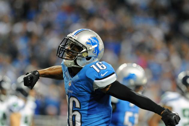 Young Thinks He's Better Than Calvin Johnson & Other Less Insane NFC North News