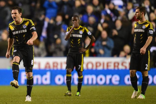 Chelsea: A Club Up the Creek Without a Paddle?