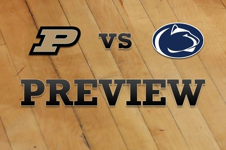 Purdue vs. Penn State: Full Game Preview