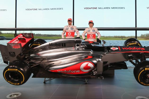 Car Reliability Issues Follow Hamilton, Button