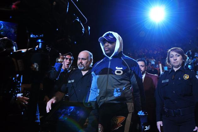 UFC 156 Notes:  Rashad Evans, the Once and Future King?