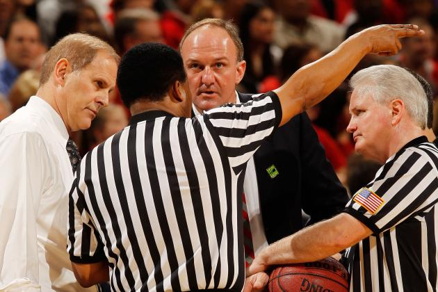 Men's Basketball: Buckeyes Make It One-Sided Rivalry Against Wolverines