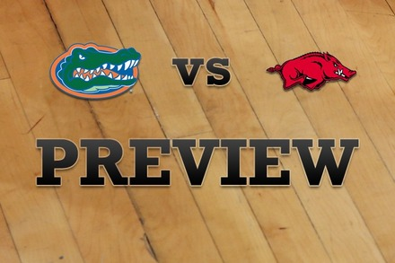 Florida vs. Arkansas: Full Game Preview