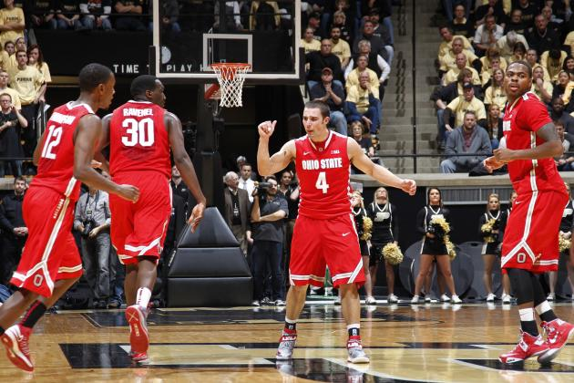 Men's Basketball: Buckeyes Reset Focus for Run at Title