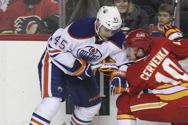 Oilers Lose Game, Fistric, Horcoff Monday vs. VAN
