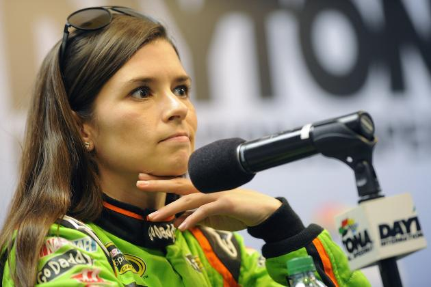 Patrick Believes New Car, Clean Slate Will Help Her Transition to Sprint Cup