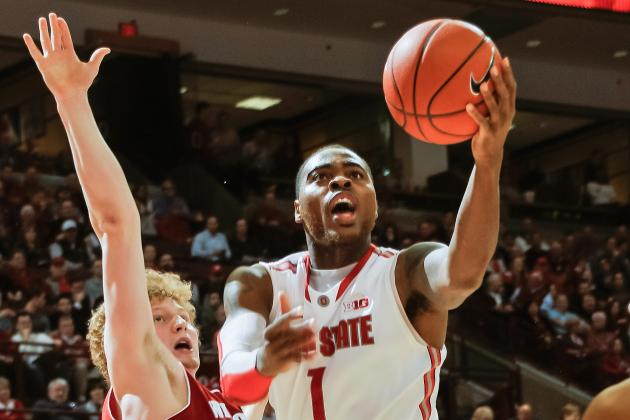OSU Buckeyes No. 10 in College Basketball Top 25; Indiana Hoosiers Back at No. 1
