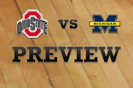 Ohio State vs. Michigan: Full Game Preview