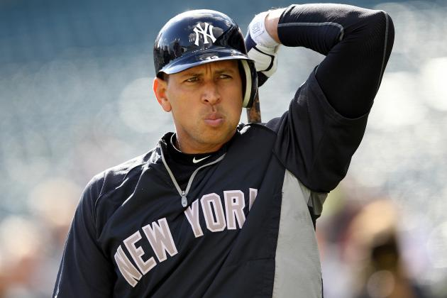 Report: A-Rod Wary of Yankees, MLB Trying to 'Sink His Career'