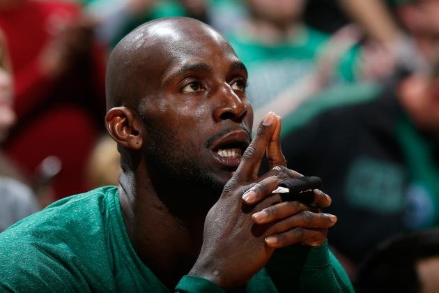 NBA Trade Rumors: Celtics Must Hang On to Kevin Garnett 'Til Season's End