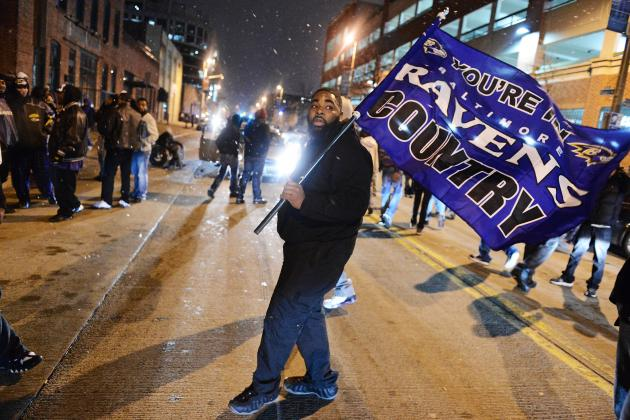 Super Bowl Parade 2013: Ravens' Victory Celebration Delayed Due to Traffic