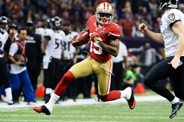 Ted Ginn Sr. Wants Son out of San Francisco