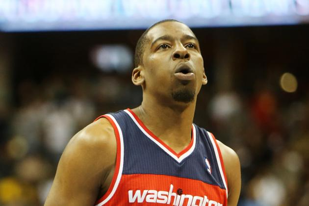 Wizards' Jordan Crawford Mired in a Slump