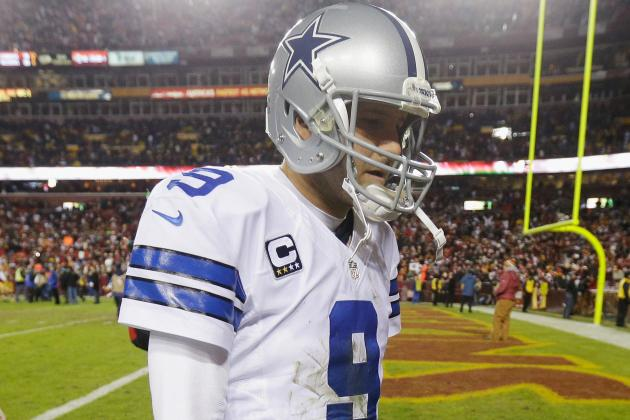 When (if Ever) Should the Dallas Cowboys Extend Tony Romo's Contract?