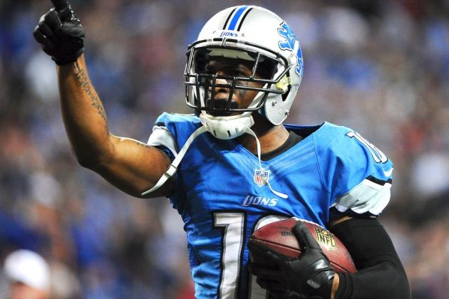 Does Titus Young Deserve Another NFL Shot?