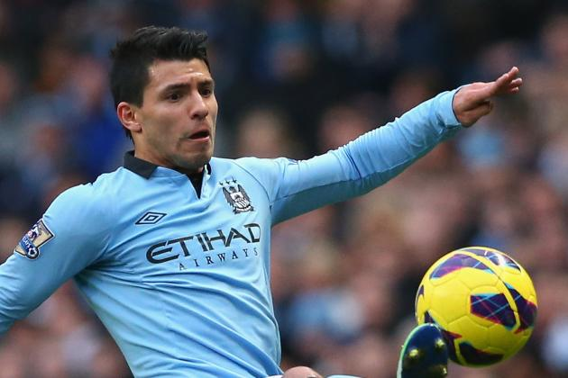 Barca to Make Aguero Bid?