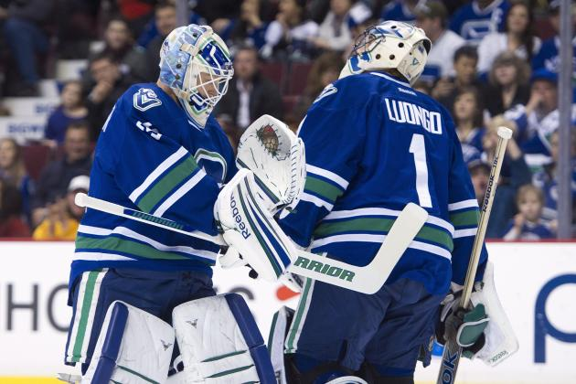 Schneider's Agent Wants to Resolve Luongo Situation
