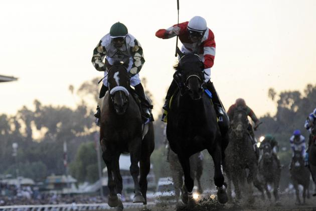HORSE RACING: Jockey Dominguez Begins Rehab from Fractured Skull