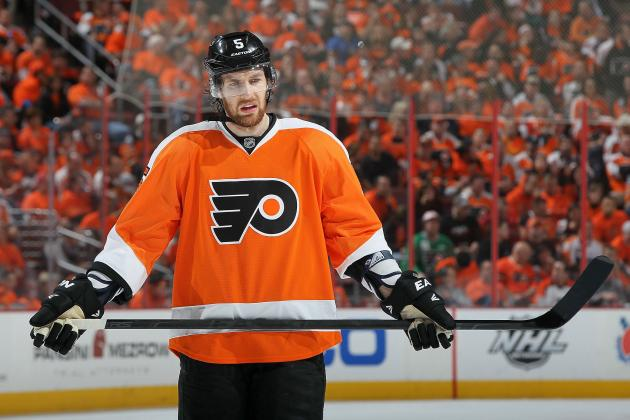 Philadelphia Flyers: Defense Is the Biggest Concern, Not Ilya Bryzgalov