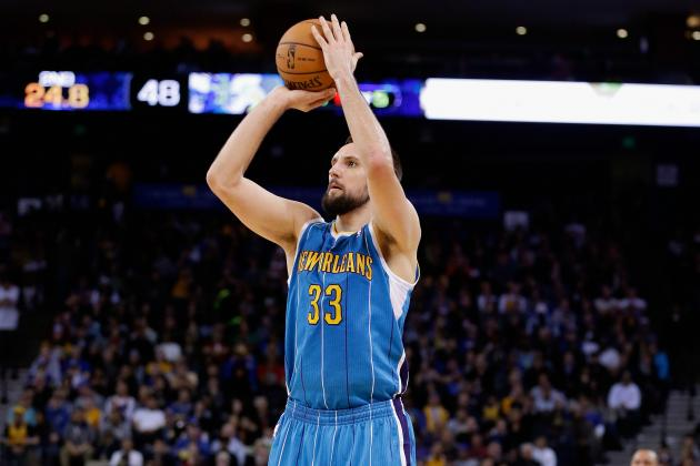 Ryan Anderson on Pace to Break Significant Hornets' Record