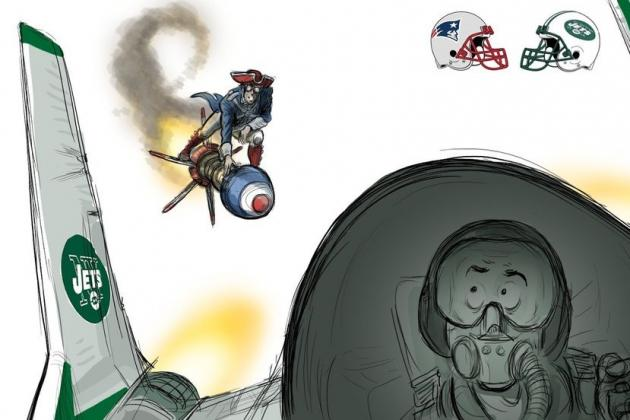 Pixar Animator Captures NFL Season in Review